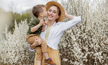 Μυστικά για να μεγαλώσετε ένα ευτυχισμένο και γεμάτο αυτοπεποίθηση αγόρι