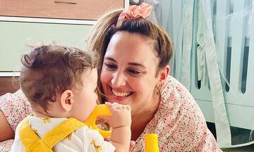 Κλέλια Πανταζή: Οι τελευταίες φωτογραφίες του γιου της είναι απλά υπέροχες