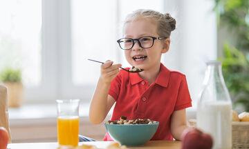 Εννιά σούπερ τροφές για παιδιά