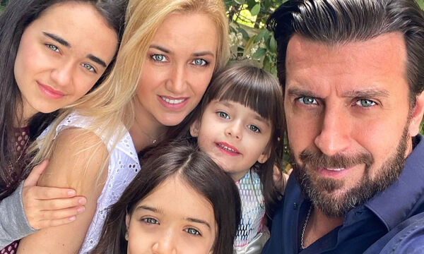 Θάνος Πετρέλης: Η μεγάλη του κόρη γιόρταζε - Δείτε τις φώτο που δημοσίευσε
