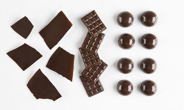 Η βασική συνταγή για tempered σοκολάτα από τον Άκη Πετρετζίκη