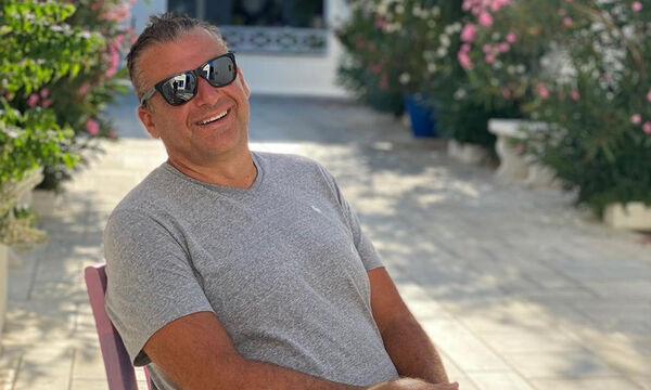 Γιώργος Λιάγκας: Η φώτο με τα παιδιά του που συγκέντρωσε χιλιάδες likes