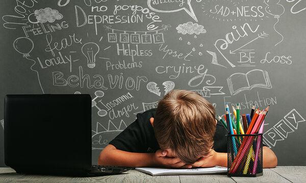 Πέντε σημάδια που μαρτυρούν ότι το παιδί σας έχει άγχος για το σχολείο