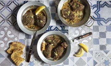 Μοσχαρίσιο συκώτι στο τηγάνι από τον Άκη Πετρετζίκη