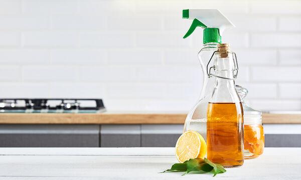Ξίδι, το σούπερ καθαριστικό: 10 τρόποι να το χρησιμοποιήσετε στο σπίτι