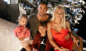 Πηλιάκη - Χανταμπάκης: Πού πήγαν βόλτα με τα παιδιά τους κι ενθουσιάστηκαν
