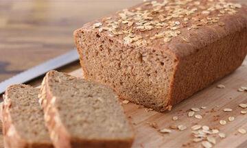 Γλυκό ψωμί με βρώμη και μέλι - Ιδανικό για πρωινό & κολατσιό στο σχολείο
