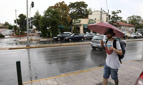 Καιρός: Πέφτει η θερμοκρασία την Κυριακή - Σε ποιες περιοχές θα βρέξει