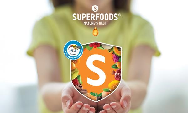 H SUPERFOODS χαρίζει δύναμη στον Οργανισμό «Το Χαμόγελο του Παιδιού»