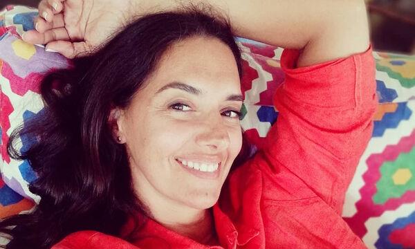 Νόνη Δούνια: Η κόρη της είχε αγώνα- Δείτε πώς της έφτιαξε τα μαλλιά