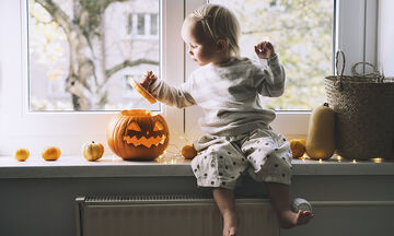 Halloween χρωμοσελίδες για παιδιά - Εκτυπώστε τες όλες