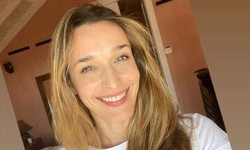 Κάτια Ζυγούλη: Η σούπερ χαμογελαστή φωτογραφία της & το μήνυμά της