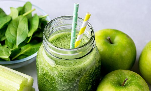 Φθινοπωρινό smoothie για μαμάδες που χρειάζονται ενέργεια το πρωί