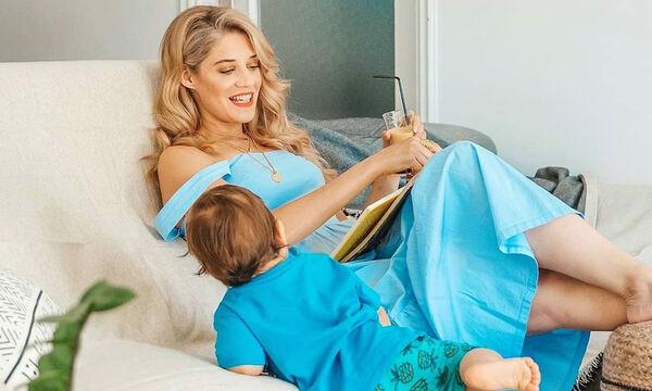 Τζένη Θεωνά: Δεν φαντάζεστε τι έκανε ο γιος της στο σπίτι