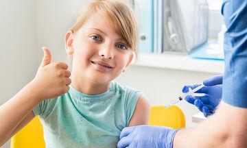 Health Line: Αντιγριπικό εμβόλιο και παιδιά