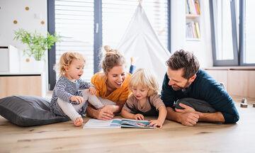 Γιατί η οικογένεια είναι τόσο σημαντική για τα παιδιά