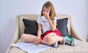 Πώς θα κρατήσετε μακριά τη γρίπη από την οικογένειά σας