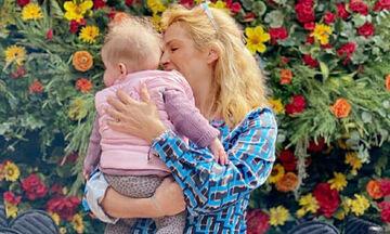 Τζένη Μπότση: Οι φωτογραφίες της κόρης της που συγκέντρωσαν χιλιάδες likes