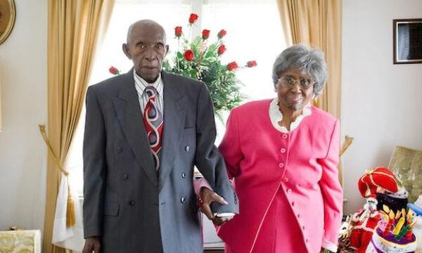 Zelmyra & Herbert Fisher: Το ζευγάρι με τον μακροβιότερο γάμο στον κόσμο