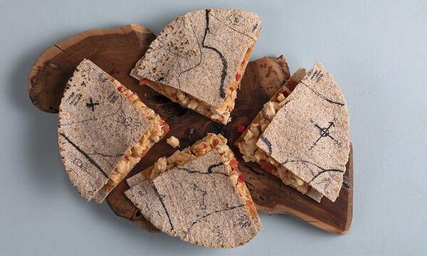 Quesadillas χαμένος θησαυρός - Το πιο περιπετειώδες σνακ για παιδιά από τον Άκη