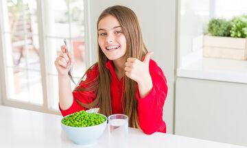 Αρακάς στη διατροφή των παιδιών: Τα πέντε οφέλη και πρωτότυπες συνταγές