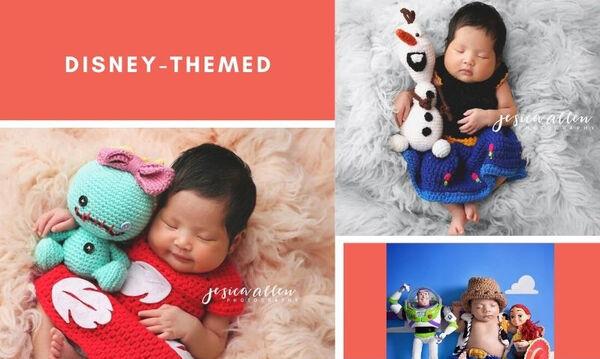 Φτιάχνει τα ωραιότερα πλεχτά κοστούμια για μωρά στο Instagram (pics)