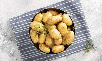 Έξι χρήσεις της πατάτας στην καθημερινή ρουτίνα ομορφιάς