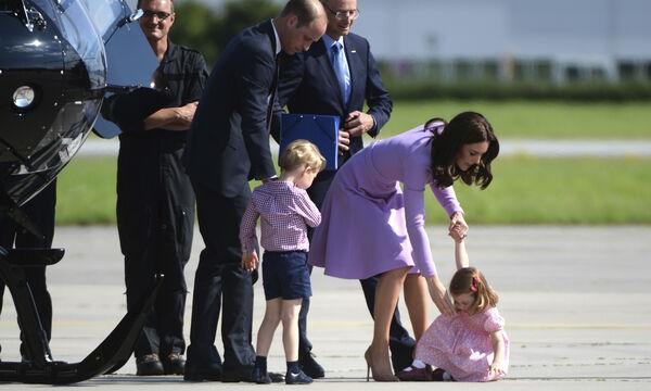 Σίγουρα θα δοκιμάσετε το κόλπο της Kate Middleton για τα παιδικά ξεσπάσματα
