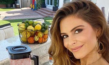 Το smoothie με φρούτα που πίνει η Maria Menounos και την κρατά σε φόρμα