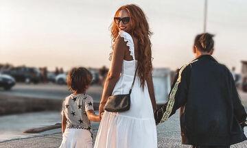 Σίσσυ Χρηστίδου: Είδατε τη νέα φώτο με τους γιους της;