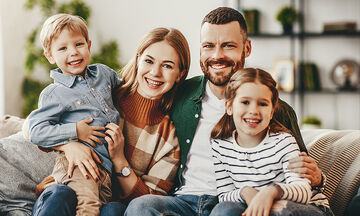 Πέντε συμβουλες για μία υγιή και ευτυχισμένη οικογένεια