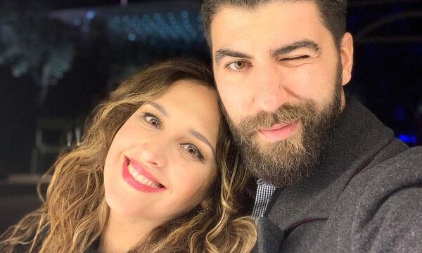 Κλέλια Πανταζή: Η απίθανη φώτο με τον σύζυγο και τον γιο της