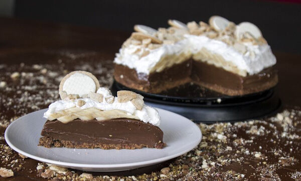 Η συνταγή του Άκη για banoffee με σοκολάτα