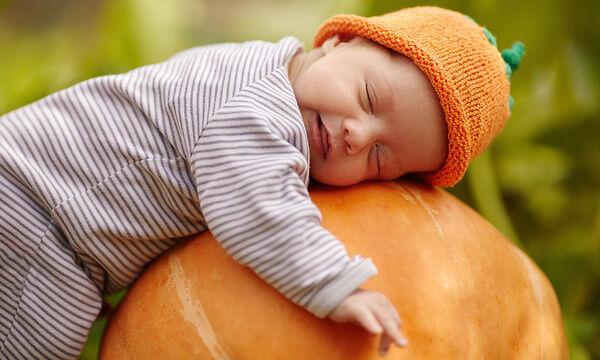 Μωρό και διατροφή: Τα πέντε απίθανα οφέλη της κολοκύθας (vid)