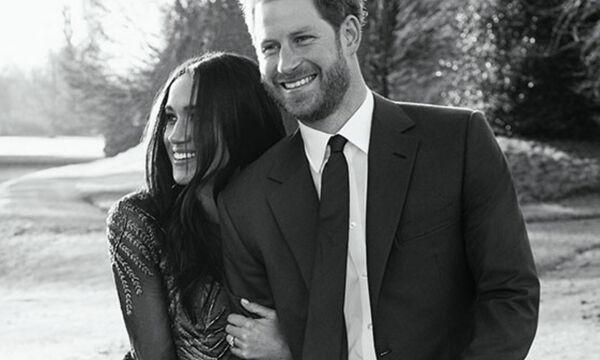 Οι νέες επίσημες φωτογραφίες του Harry και της Meghan διαφέρουν από το παρελθόν