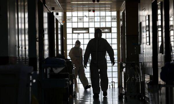 Κορονοϊός - Έρευνα σοκ του ΑΠΘ: 200.000 κρούσματα μέχρι το τέλος της χρονιάς