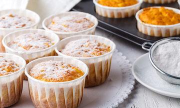 Υγιεινά muffin κολοκύθας (vid)