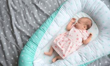 Πώς θα φτιάξετε μια φωλίτσα (baby nest) για το μωράκι σας (vid)