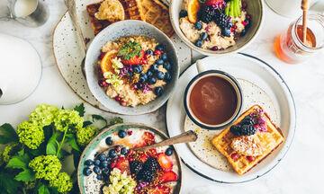 Βαρέθηκες συνεχώς το ίδιο πρωινό; Δες αυτές τις yummy εναλλακτικές
