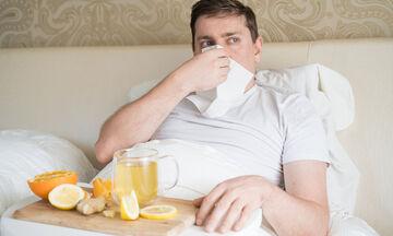 Γρίπη & κρυολόγημα: Οι βιταμίνες που σας προστατεύουν & οι τροφές που τις περιέχουν