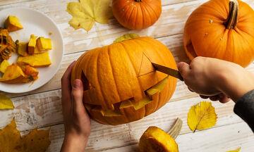 Πώς θα σκαλίσετε κολοκύθες για το Halloween (vid)