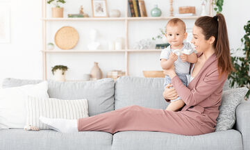 Πώς θα σφίξετε την κοιλιά μετά την εγκυμοσύνη (vid)
