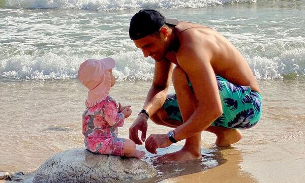 Σάββας Πούμπουρας: Δείτε που πήγε την κόρη του βόλτα και ξετρελάθηκε