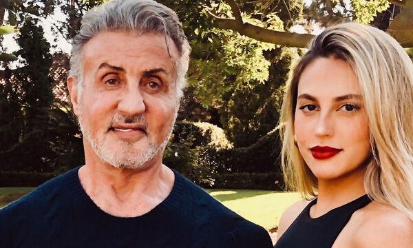 Η Sophia Stallone θέλει ο μπαμπάς της να τρώει υγιεινά -Τι του έφτιαξε