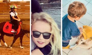 Πρωτότυπα και περίεργα ονόματα που έχουν δώσει διάσημοι στα παιδιά τους