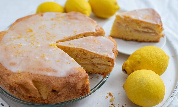 Πώς θα φτιάξετε σπιτικό κέικ λεμονιού (vid)