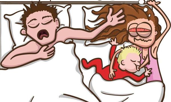 Τι είναι η μητρότητα; Μια περιπέτεια που δεν τελειώνει ποτέ (pics)