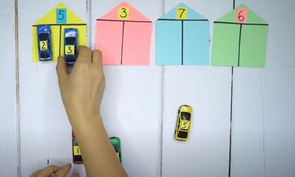 Μαθαίνουμε πρόσθεση παίζοντας - Το παιχνίδι που θα ενθουσιάσει τα παιδιά