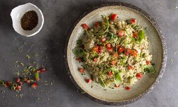 Τραχανότο με φινόκιο και μανιτάρια - Μια νόστιμη και λαχταριστή συνταγή από τον Άκη