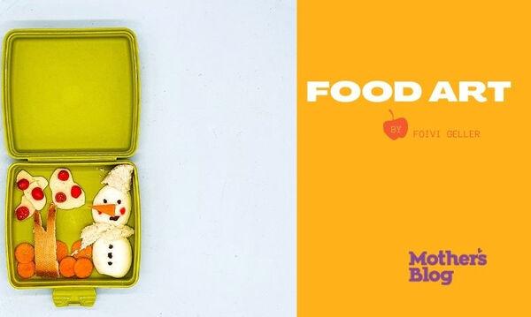 Υγιεινό κολατσιό για το σχολείο - Μια νόστιμη ιδέα για τα παιδιά